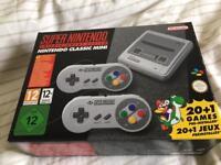 Super Nintendo snes mini 100 games new