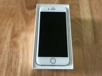IPHONE 6S-BOXED WITH ACCESSORIES-SILVER-16GB-UNLOCKED