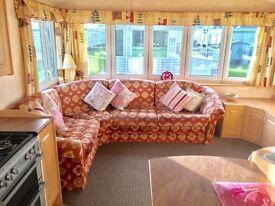 Easter Week Special - Static Caravan for Sale in Morecambe, Lancashire. HALF PRICE SITE FEES!
