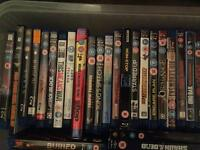 Selling all my blu rays part 2
