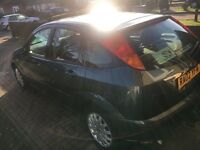 02 Ford Focus 1.8 dcti