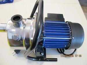 Pump - 1.6 hp electric clean water Garden Booster Pump: Ground Shipping &Tax included!