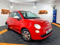 2014 FIAT 500 COLOUR THERAPY 1.2 ** LOW MILES ** FINANCE AVAILABLE