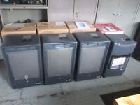Postal Returns - New Portable Calor Gas Heaters - Full Working Order - Cosmetic Issues Only