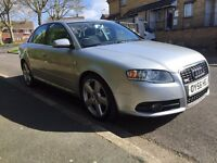 2006 Audi A4 2.0 TDI S Line 4dr 6 Speed Geabox