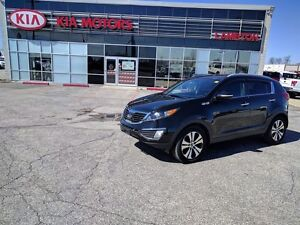 2013 Kia Sportage EX One Local Owner LOW KMS