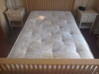 Small / Scottish double mattress for sale