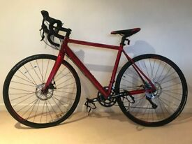 BRAND NEW - BOARDMAN Competition Roadbike - 53 Inch frame