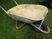 Heavy Duty Builders Wheelbarrow