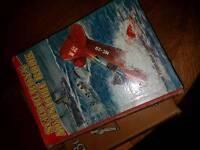Antique book - Schoolboys Adventure Book