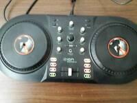 ION Discover DJ USB MIDI Controller