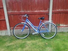 Ladies Alloy Bike