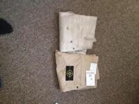 Stone island jeans £55 Armani jeans £45 reasonable offers.