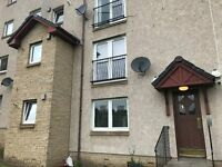 Excellent two bedroom apartment close to falkirk town centre