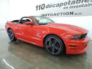 2010 Ford Mustang GT DÉCAPOTABLE