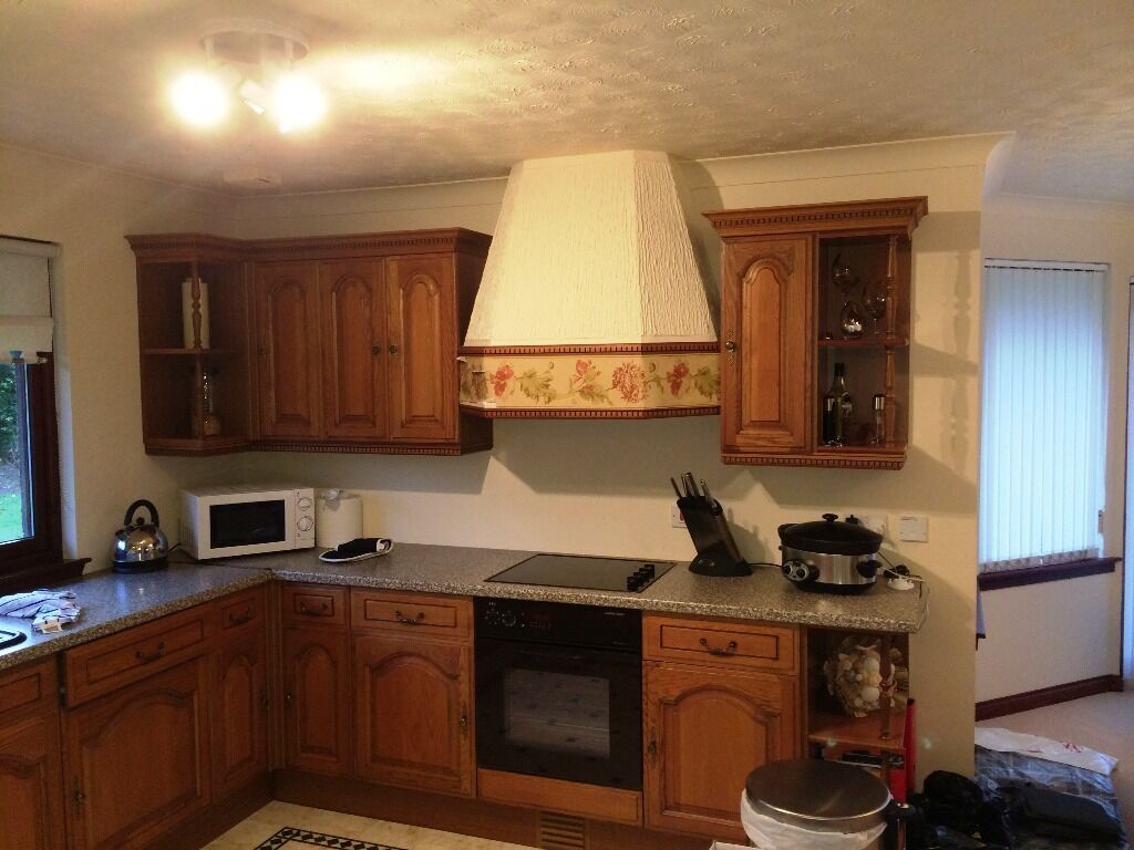 Kitchen Units Cooker Hood Fridge Buy Sale And Trade Ads