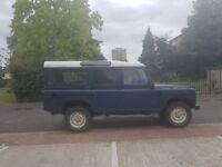1999 Land Rover Defender, left-hand drive, Diesel, Manual