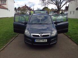 Vauxhall Zafira 1.9 CDTi Life 5dr, p/x welcome SAT NAV , FREE WARRANTY