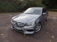 Mercedes-Benz E Class E250 Cdi Amg Sport Auto Diesel 0% FINANCE AVAILABLE