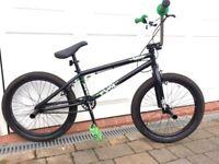 Radio Evol BMX bike 20 inch wheels