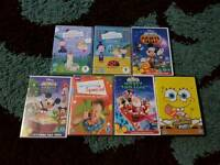 Kids dvd bundle
