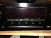 Marantz AV Surround Receiver SR4300 + 5x Jamo speakers + Jamo Sub woofer