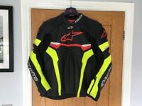 Alpinestars Celer Leather Jacket (Euro 54)