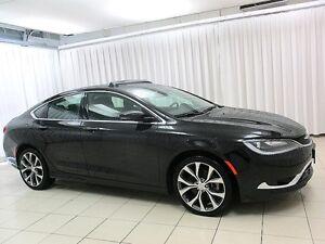 2015 Chrysler 200 LET THIS CAR FUEL YOUR SOUL!! 200 SEDAN w/ BAC