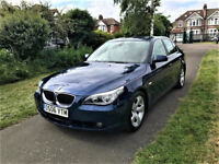 2006 BMW 5 Series 2.0 520d SE 4dr --- Diesel --- Automatic --- Part Exchange Welcome --- Drives Good