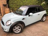 Mini Cooper 1.6 Convertable LOW miles