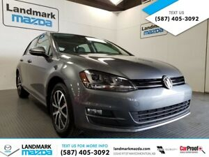 2016 VOLKSWAGEN GOLF HIGHLINE TSI HATCH