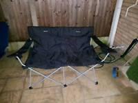 Eurohike double chair