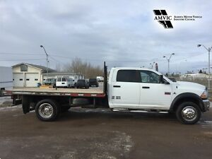 2011 Ram 5500 4WD Crew Cab SLT DIESEL WITH 12FT DECK