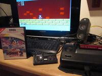 Sega Master System 2 with 20 games