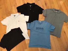 Boys designer bundle 10 items