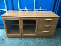 Retro cabinet ideal for Tv FREE DELIVERY PLYMOUTH AREA