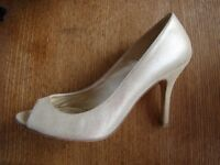 Open toe high heel shoes - L K Bennett