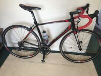 Giant defy 1 road bike as new now REDUCED