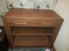 Sideboard and Bookcase