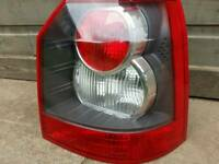 Hi for sale Land rover frelander 2007 rear of side lamp in used but good condition! Can post!