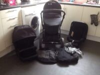 Babystyle Oyster 3 in 1 Travel System