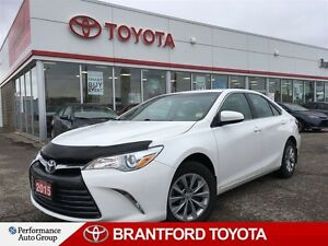 2015 Toyota Camry LE, Under 26,000 kms, Off Lease, Balance of Fa