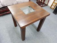 Wooden coffee / side table - DELIVERY AVAILABLE