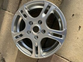 Caravan Alloy Wheel (15 Inch - 5.5J x 14) - postage available on request