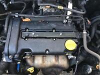 1.4 petrol engine for Vauxhall Corsa Astra Meriva