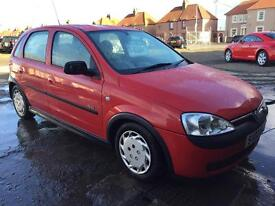 Vauxhall Corsa 1.2 SXi.. 5dr.. 02 Plate..