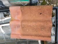 Reclaimed Redland Grovebury Roof tiles x87