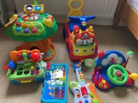 Toys bundle, all like new or unused