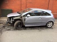 VAUXHALL CORSA 1.2 BREAKING ALL PARTS FOR SALE