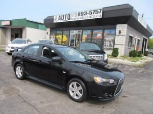 2014 Mitsubishi Lancer GT (Manual, Leather & Heated Seats, Premi